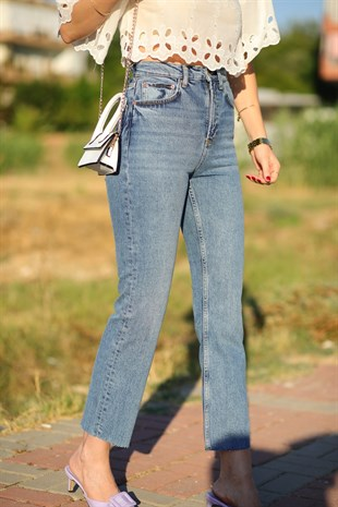 Orj Marka Mom Jean Denim